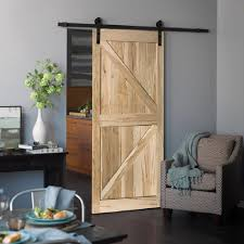 barn door home depot sliding barn door with delightful interior