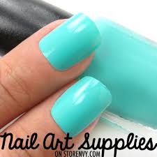 mint mint blue green nail polish lacquer 9 8ml from