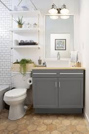 bathroom over toilet etagere to create an elegant spot for your