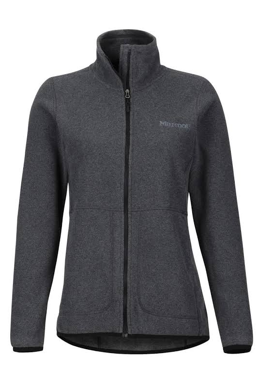 Marmot Pisgah Fleece Jacket Dark Steel Extra Small 84690-1132-XS