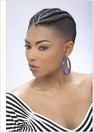 hairstyles for short hair in south afri tuny