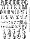 v letter tattoo