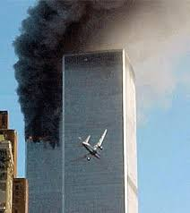 911 conspiracy, 911, plane hits the world trade center