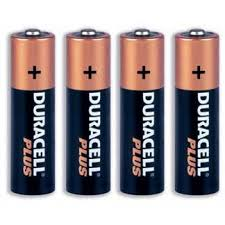 Free sample of Duracell from P & G