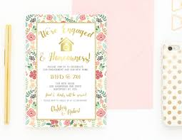 new home party invitations engagement party invitation housewarming party invitation