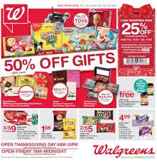 walgreens black friday 2017 ads deals and sales