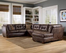 Leather Sofa Chaise by Furniture Interesting Living Room Interior Using Large Sectional