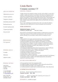 Administrative Secretary Resume Sample administrative assistant resume template