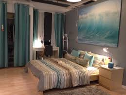 Ocean Themed Bedding Beach Themed Bedroom Everything Is Sold At Ikea Love It