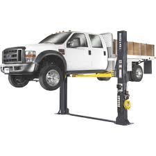 free shipping u2014 bendpak floorplate 2 post truck and car lift