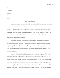 Literature research paper mla format