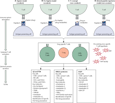 severe cutaneous adverse reactions to drugs the lancet