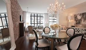 most popular dining room lights with extra large round table and