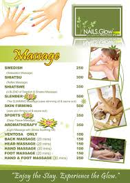 nails glow services