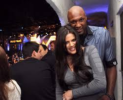 Khloe Kardashian Shares Her Thoughts on Interracial Dating Wetpaint Lamar Odom unconscious  Khloe Kardashian