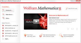 Mathematica 8