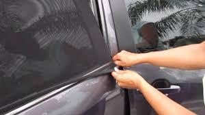 car window blind with concept image 1006 salluma