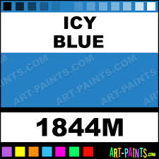 icy blue model acrylic paints 1844m icy blue paint icy blue