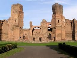 Terme di Caracalla Giornate Europee del Patrimonio 2012- Roma