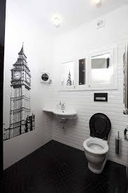 Powder Room Door Always On Trend 20 Powder Rooms In Black And White