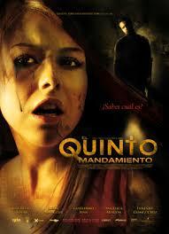 El Quinto Mandamiento (2012) [Latino]
