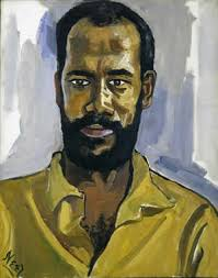 Produced by SeeThink Productions. Monday 21 May 2007. 6.30 - 8.30pm. Artprojx at Prince Charles Cinema. Abdul Rahman, 1964 © The Estate of Alice Neel - AbdulRahman1964