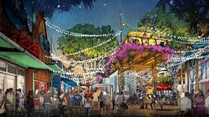 Map Of Downtown Disney Orlando by Disney Springs Announced For Walt Disney World Replacing Downtown