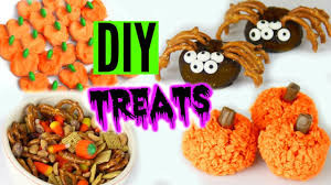 diy halloween treats 2015 yummy pinterest inspired treats youtube