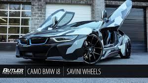 Bmw I8 Jeep - camo wrapped bmw i8 savini bm14 wheels butler tire youtube
