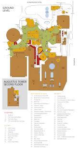 Mandalay Bay Floor Plan by Caesars Palace Casino Property Map U0026 Floor Plans Las Vegas