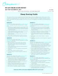 Scoring Sat Essay Body Scorereport Home