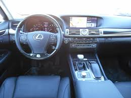 lexus ls 460 bluetooth music test drive 2014 lexus ls 460 the daily drive consumer guide