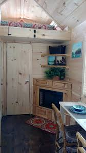a tiny house on wheels in danville georgia owned and shared by