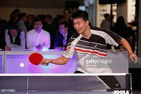 Topspin Table Tennis by Topspin Stock Photos And Pictures Getty Images