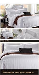 guangzhou supplies 100 cotton 3 cm stripe bed sheets bedding set