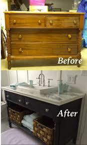 Vanity Dresser Best 25 Dresser To Vanity Ideas Only On Pinterest Dresser