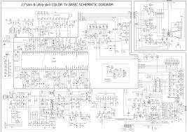 home theater circuit diagram color tv u2013 slim and ultra slim type u2013 circuit diagram u2013 8899