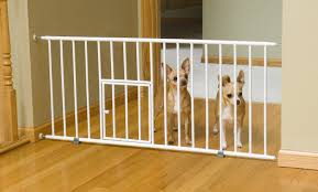 Pressure Mounted Baby Gate Best Baby Gate With Cat Or Dog Pet Door 2017 Review Of Top Pet Gates