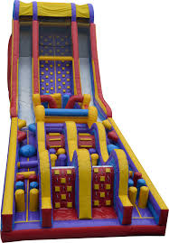 halloween bounce house obstacle course rentals in the atlanta ga area