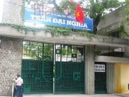 Trường Trung học Phổ thông chuyên Trần Đại Nghĩa