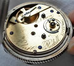 Robert Roskell pocket watch. - 110