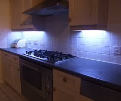 Under Cabinet Lighting Ideas Kitchen How To Fit Led Kitchen Lights With Fade Effect 7 Steps With