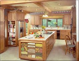 Antique Mission Style Kitchen