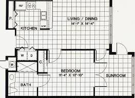 1 Bedroom Modular Homes Floor Plans by Attractive Image Result For 1 Bedroom 700 Sq Ft House Plans 437