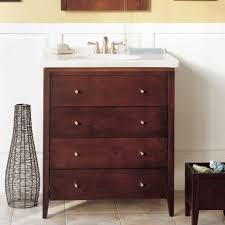34 Inch Bathroom Vanity by 30 Inch Single Sink Narrow Depth Furniture Bathroom Vanity With