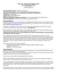 math 203 u2013 intermediate algebra hybrid peralta class code 22660