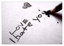 Relaciones amor y odio en el mundo potinguil