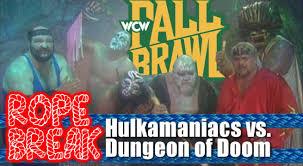 Halloween Havoc 1995 Osw by Waaaaaaar Games Break 2013 Hulkamaniacs Vs Dungeon Of