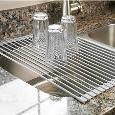 Amazonca Dish Racks Home  Kitchen - Kitchen sink dish rack
