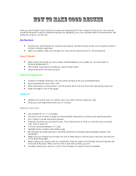 Tax Accountant Sample Resume by How Do You Create A Resume 12 Do A Resume Image Titled Make Step 4
